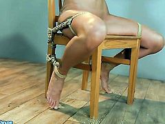 Blonde Patricia Gold licks love tunnel like no other and Kathia Nobili knows it