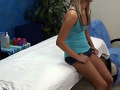 Massage huge tittie and get laid
