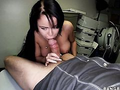 Nikki Delano and hot man enjoy sex they wont soon forget