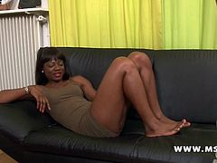 le gang bang d'aya belle black