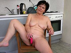Ugly mature solo