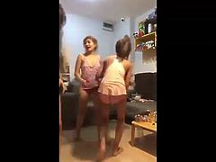 Sexy Thai Teens Dancing