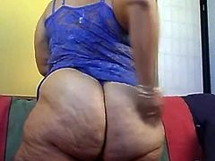 Tons of BBW Booty
