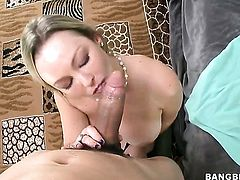 Hot Abbey in blowjob movies