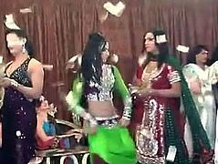 Slutty Pakistani Transexual Drunk Dancing