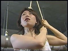 Japanese Woman Autoerotic Asphyxia