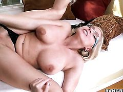 Christie Stevens hot blonde porn
