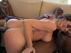 Chanel Preston gets a brotherload