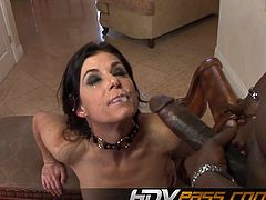 HDVPass Interracial sex with India Summer.