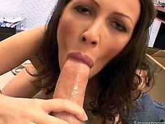 lusty milf craving for cock @ young and dumb #07