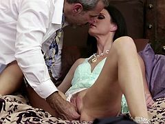 milf gets fingered deeply @ forbidden affairs #05 - my wife's daughter