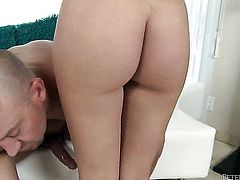 Natalie Heart asks Will Powers to drill her sweet mouth