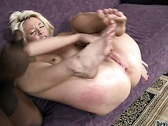 Courtney Taylor and horny man have hard sex for cam for you to watch and enjoy in interracial action