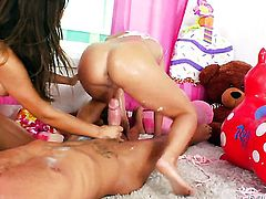 Nacho Vidal is horny and cant wait any longer to drill fabulously hot Jynx Mazes anal hole with his hard dick
