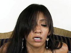 Sadie Santana has some dirty fantasies to be fulfilled with Kurt Lockwoods erect sausage in her mouth