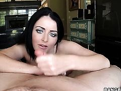 Sophie Dee knows how to make a man cum