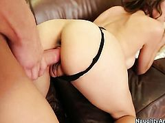 Xander Corvus loves always wet warm love hole of Heather Vahn