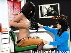 Milk Lactating fetish fantasy