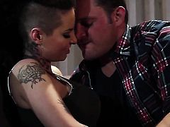 Christy Mack gets her pussy licked