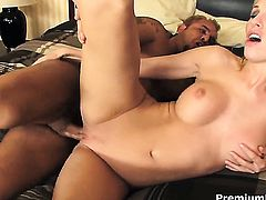 Aimee Addison gives unthinkable mouth job hot guy