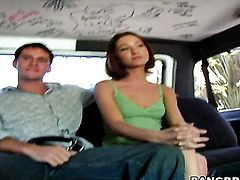Tina feels the best feeling ever with guys beefy hard love wand in her cunt