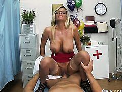 Ramon has a good time banging Kristal Summers with massive knockers