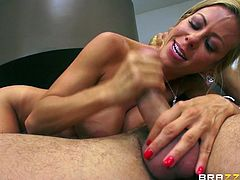 hungry milf gets banged