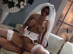 Dylan Ryder gets her lovely face covered in sperm
