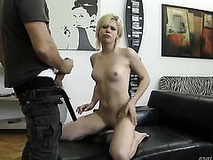 Rocco Siffredi loves alluring Nina AS soaking wet muff pie and fucks her as hard as possible