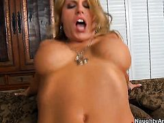 Jack Lawrence attacks sexy Charisma CappelliS wet spot with his love torpedo