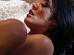 Kaylani Lei loves to blow and cant say No to her hard dicked fuck buddy