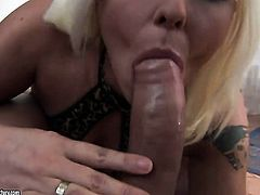 Simony Diamond tries her hardest to make hard dicked fuck buddy bust a nut with her mouth
