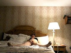 2 quick orgasms with vibrator