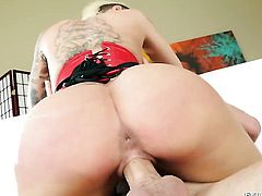 Michael Vegas puts his rod in nasty Christy Macks mouth