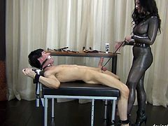 Lose your balls the Femdom way