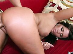 Kendra Secrets gets a backdoor fuck