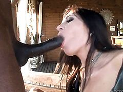 Fascinating pornstar has lesbian sex experience of her lifetime with Nataly Gold