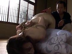 Reiko Sawamura has bound Up And Whipped And appreciates It the Lot