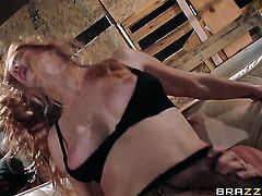 Group sex with a hot girl
