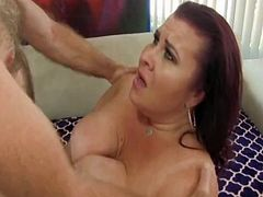 huge bbw milf hardfucked and cummed