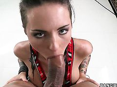 Christy Mack makes mans sexual fantasies a reality
