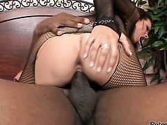 Tyler Knight uses his thick snake to make blowjob addict Bailey Brooks happy