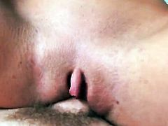 Adriana Chechick enjoys guys meat pole in her mouth in insane oral action