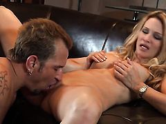 Jessica drake is dangerously horny in this cum flying action