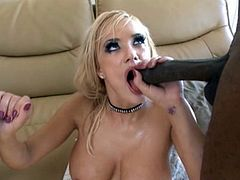 shyla stylez owned by two black cocks
