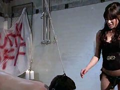 Pegging And moth Sitting movement By Foot Fetish Gia Dimarco inside female domination