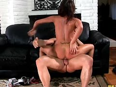 Tory Lane has an amazing body and is ready for the anal adventure