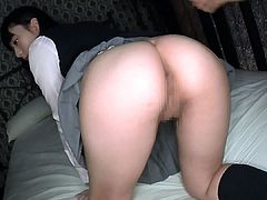 KimochiLover - Anal-Tempting Buttholes: Part 1