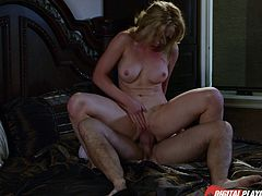 Kayden Kross is once again ready to ride the dick of her best buddy