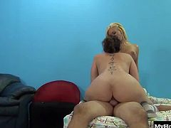 Sarah Jay and Bibi Noel give this mature guy the time of his life They are one sweet couple of a beautiful blonde and a sweet brunette who suck cock and cunt and take it in their cunts from all angles.